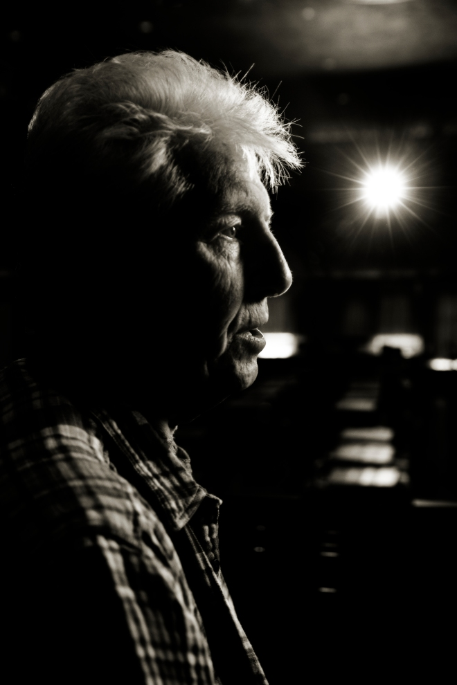 Singer/ songwriter Graham Nash.